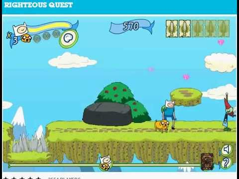 Adventure Time Video Game!