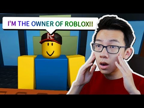 REACTING TO IF A NOOB OWNED ROBLOX!!