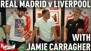 Video REAL MADRID VS LIVERPOOL   MATCH PREVIEW with Jamie Carragher MP3, 3GP, MP4, WEBM, AVI, FLV Agustus 2018
