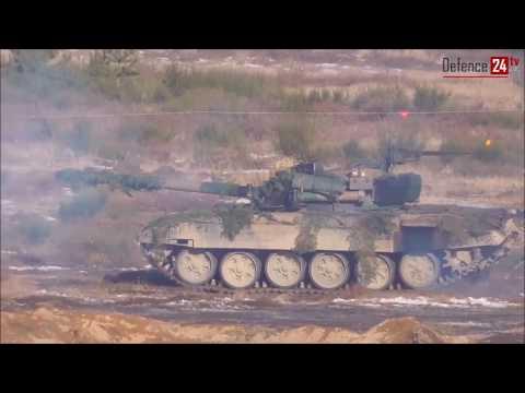 Twarde, Rosomaki i Leopardy na Bizonie [Defence24.pl TV]