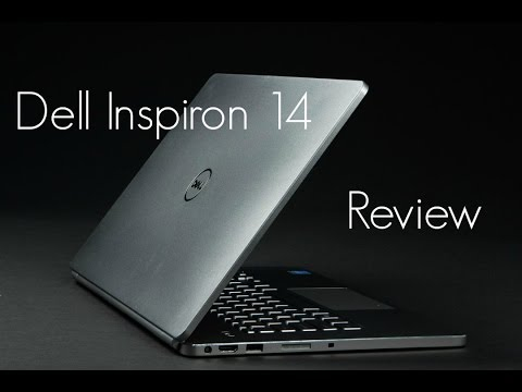 Dell Inspiron 14 7000 Review - budget price, premium design