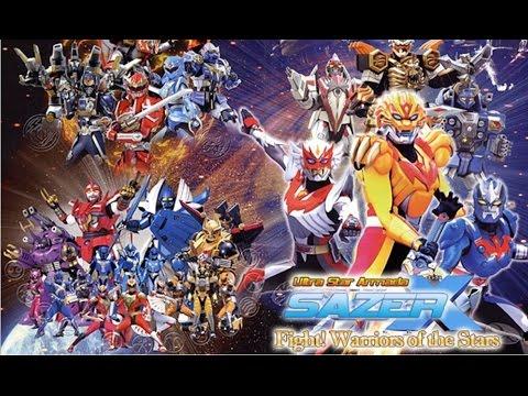 Sazer-X the Movie
