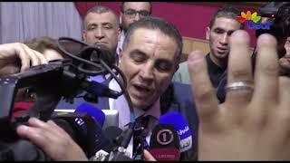 بلعيد يحذر   نحن حزب لن يقبل المساومة و نناضل من أجل الشعب