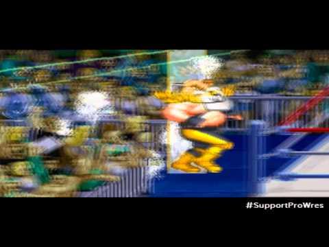 Thunder Pro Wrestling Megadrive