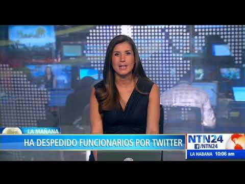 Presidente de El Salvador puso en marcha ola de destituciones a través de su Twitter