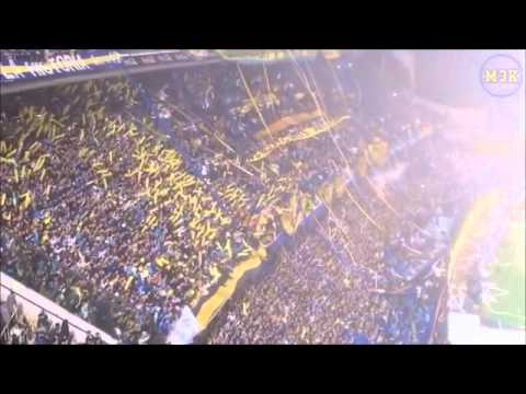 Video - El mejor recibimiento de boca juniors - La 12 - Boca Juniors - Argentina