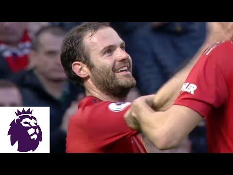 Video: Marcus Rashford finds Juan Mata for Man United goal against Fulham | Premier League | NBC Sports