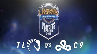 Video TL vs. C9  | NA LCS Spring Playoffs | Quarterfinals Game 1 | Team Liquid vs. Cloud9 (2018) MP3, 3GP, MP4, WEBM, AVI, FLV Juni 2018