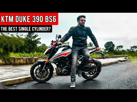2020 KTM Duke 390 BS6 Detailed Ride Review | Mileage | Price | Changes