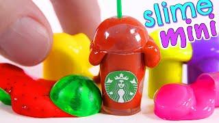 Video 4 DIY Miniature Slimes MP3, 3GP, MP4, WEBM, AVI, FLV Mei 2019