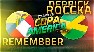 COPA AMERICA 2015 Fifa Ultimate Team PERU-ECUADOR vs JAMAICA @DerrickRoccka, copa america 2015, lich thi dau copa america 2015, xem copa america 2015, lịch thi đấu copa america 2015, copa america 2015 chile