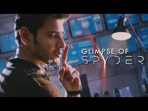 Spyder Movie Latest Trailer