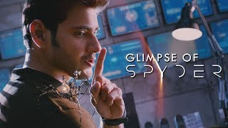 Spyder - First Look Teaser