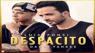 Luis Fonsi  Despacito feat. Daddy Yankee Audio Oficial