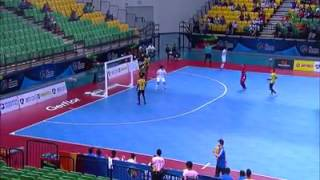 Video MALAYSIA 2-5 THAILAND: AFC U-20 FUTSAL CHAMPIONSHIP 2017, GROUP A (16/05/2017) MP3, 3GP, MP4, WEBM, AVI, FLV Mei 2017