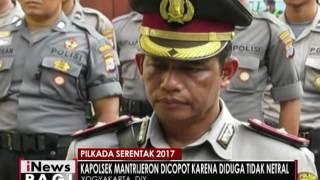 Video Seorang Kapolsek di Jogja dicopot dari jabatannya karna tidak netral - iNews Pagi 08/11 MP3, 3GP, MP4, WEBM, AVI, FLV Agustus 2018