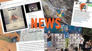 It's Time For The News | Climbing Daily Ep.773 by EpicTV Climbing Daily