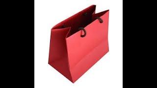 Paper bag machine youtube video