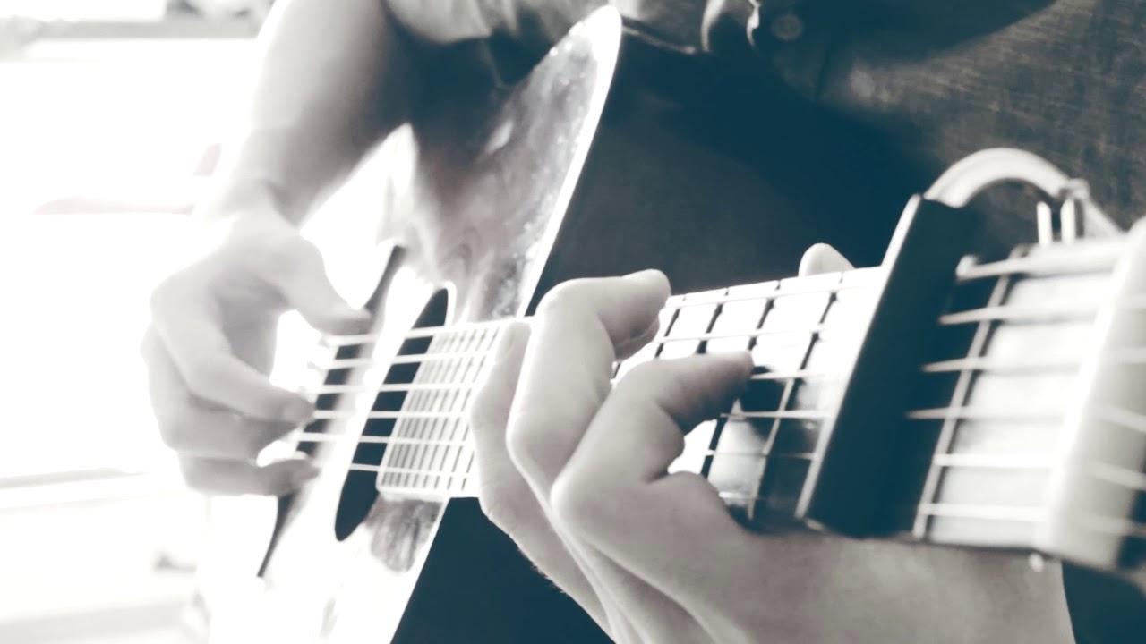 Crayon Shin-Chan OST- Hiroshi no Kaisou ひろしの回想 Acoustic Guitar