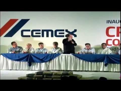 Comandante Daniel inaugura nueva planta de Cemex en Nicaragua