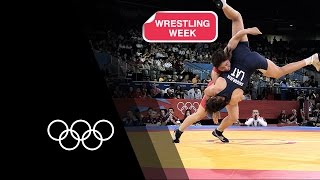 Women's Wrestling At Rio 2016 | Faster Higher Stronger