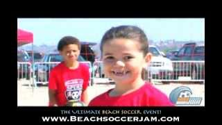 Beach Soccer Jam YouTube video
