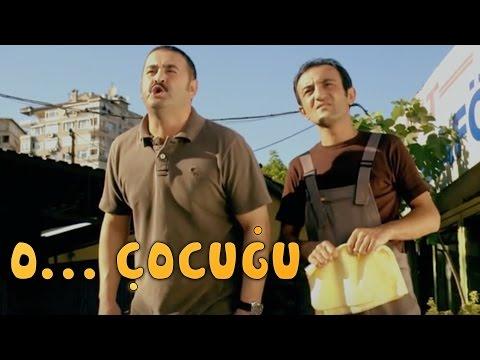 O... Çocuğu Sahnesi | Kutsal Damacana Türk Komedi Filmi