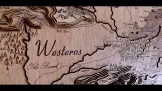 This is a short film showing many days of craftsmanship, design and assembly of a fan-made laser engraved wooden Game of...