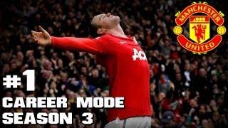 Video FIFA 13 : Manchester United Career Mode - Season 3 - Part 1 MP3, 3GP, MP4, WEBM, AVI, FLV Desember 2017