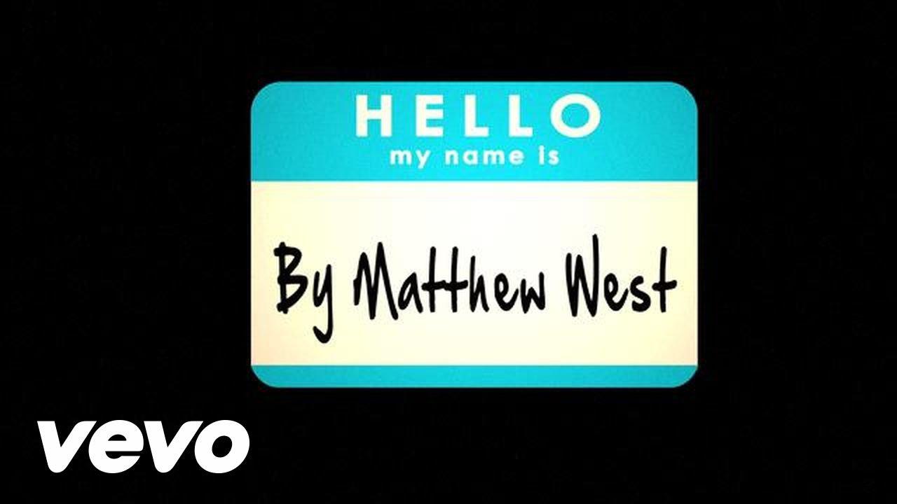 Hello, My Name Is (Lyric Video)