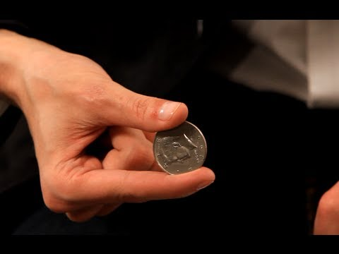 Magic Coin Tricks Revealed: Pinch Coin Vanish