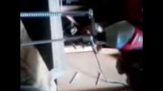 Felisatti SD18IL и глухарь 6х120