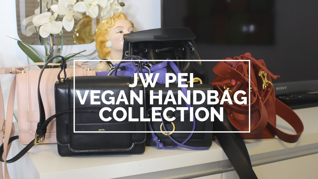 MY JW PEI VEGAN HANDBAG COLLECTION: BEST & WORST
