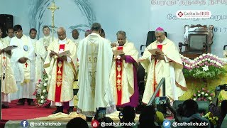 consecration of Most Rev. Dr. Nazarene Susai, Bishop of kottar