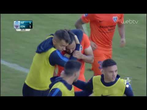 Football League: ΑΙΓΑΛΕΩ – ΙΩΝΙΚΟΣ  | ΓΚΟΛ 1-1 | 10/11/2019 | ΕΡΤ