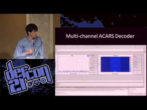 Defcon 21 – All Your RFz Are Belong to Me – Hacking the Wireless World with Software Defined Radio