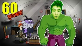 Video HULK EST PARMI NOUS - 60 seconds #3 MP3, 3GP, MP4, WEBM, AVI, FLV Mei 2017