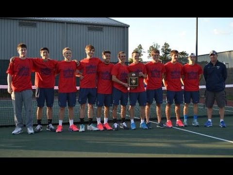 2015 CAC Men's Tennis Championship Video Recap