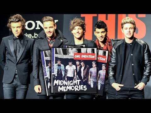 Update (album) - Check out the commercial for One Direction's new album 'Midnight Memories.' We also have updates on what you can expect with the new songs. Catching Fire GIF...