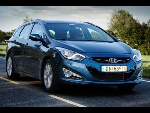 Hyundai i40 roadtest