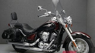 5. 2010  KAWASAKI  VN900LT VULCAN 900 CLASSIC LT - National Powersports Distributors
