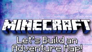 Minecraft: Let's Build an Adventure Map! Episode 8 - Rock, Paper, Scissors