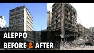 Aleppo, Before and After War