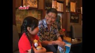 Bảo Trân (doremi 2012) gặp nhạc sĩ Phạm Tuyên