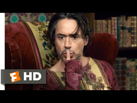 Sherlock Holmes: A Game of Shadows (2011) - The End of Sherlock Holmes Scene (10/10) | Movieclips