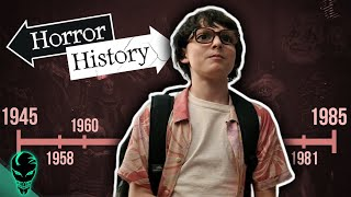 IT: The History of Richie Tozier   Horror History