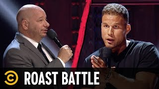 Video NBA Star Blake Griffin vs. Jeff Ross - Uncut - Roast Battle III MP3, 3GP, MP4, WEBM, AVI, FLV Januari 2019