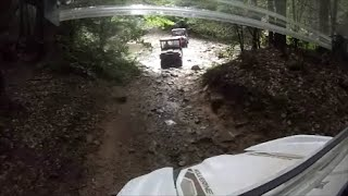 10. In My Yamaha Wolverine R Spec End Of Trail 14 @ Windrock Park  Aug 16 2016