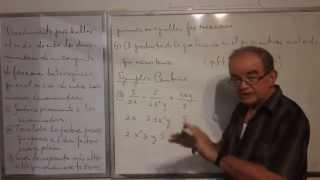 Algebra Intermedia - Lección 26 - B (suma Y Resta De Fracciones Algebraicas Heterogéneas)
