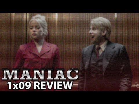 Maniac Episode 9 'Utangatta' Review/Discussion